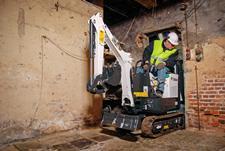Bobcat E08 Compact Excavator (Tier 2)