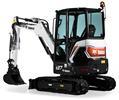 Excavadora compacta Bobcat E27
