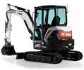 Excavadora compacta Bobcat E35z