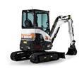 Bobcat E27z Compact Excavator