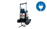 E10e Compact Excavator