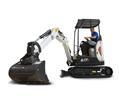 E17z Compact Excavator