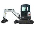 Excavadora compacta Bobcat E25