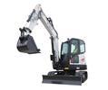 Excavadora compacta Bobcat E62