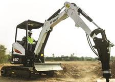 Bobcat E30 Compact Excavator