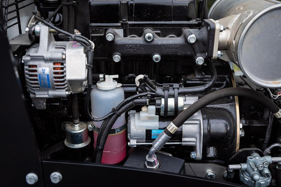 Efficient Engine