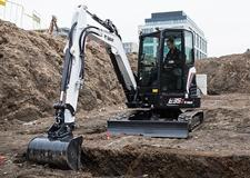 Bobcat E35z Compact Excavator