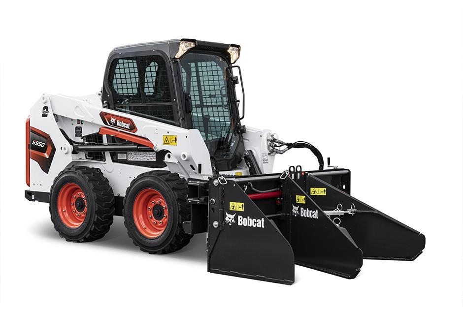 S550-iT4 Skid-Steer Loader