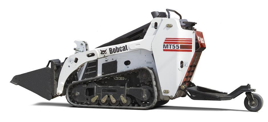 Bobcat MT85 Mini Track Loader
