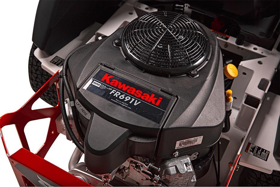 Kawasaki FR Engine