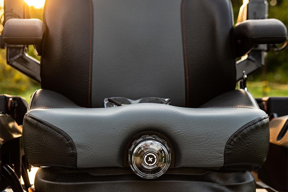 Ultimate Seat Suspension