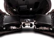 X-Frame Undercarriage