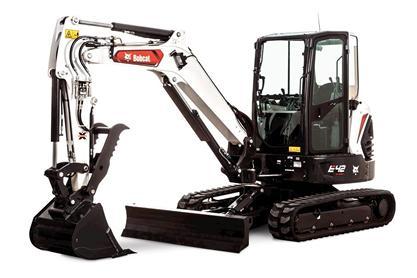 E42 - Compact Excavators