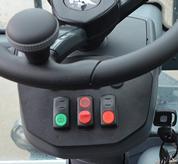 Automatic parking brake
