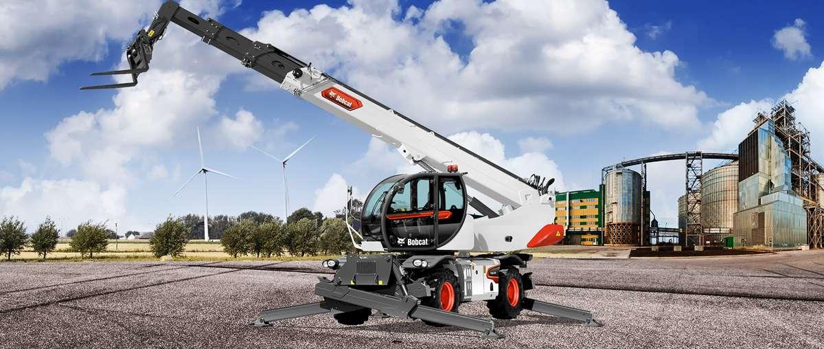 Bobcat-Teleskopen TR60210