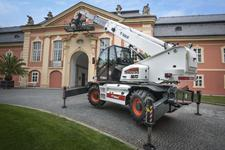 Bobcat TR50210 EVO Rotary Telescopic Loader