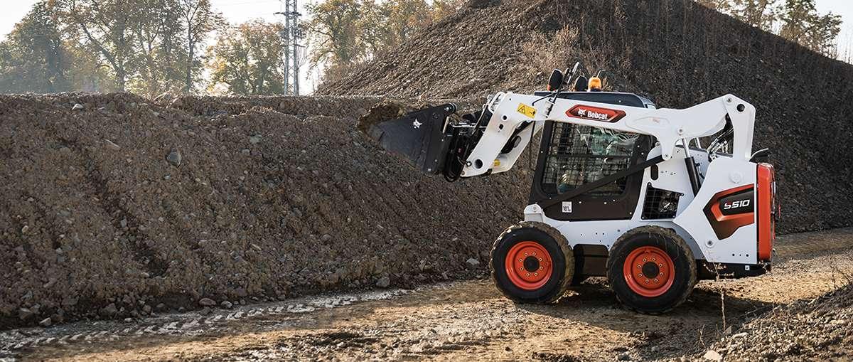 Bobcat S510 skid-steer loader