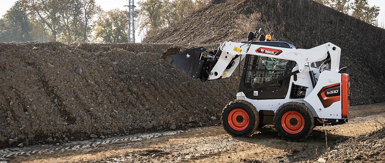 Bobcat S510 skid-steer loader