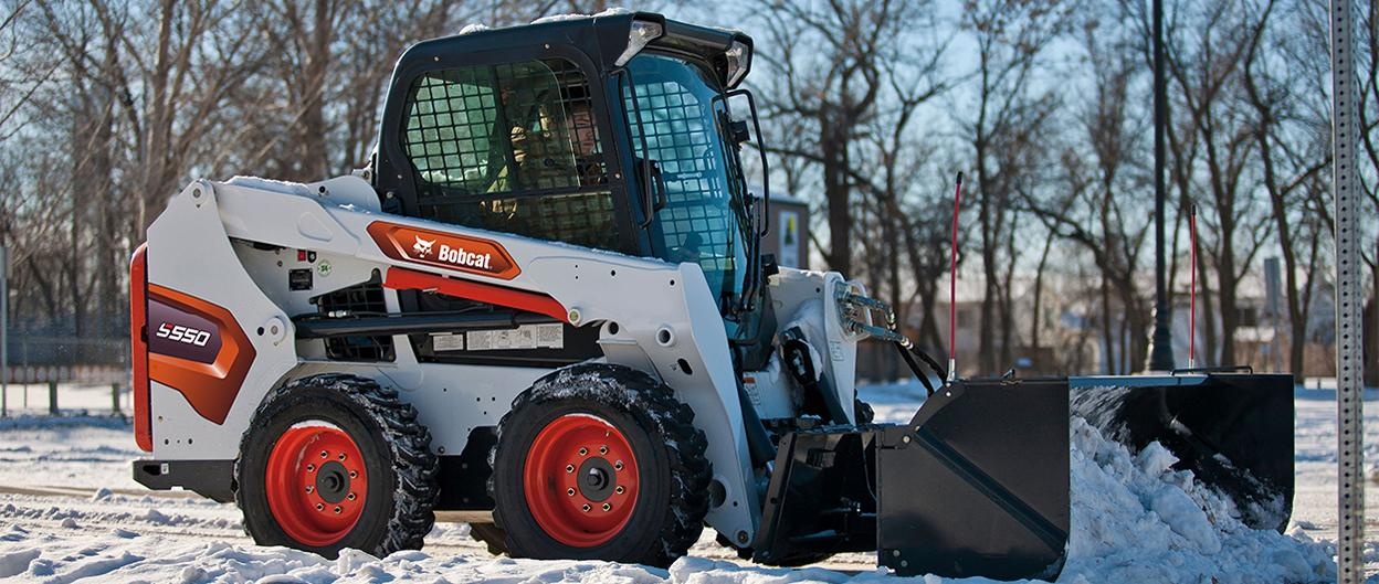 S550 Skid-Steer Loader