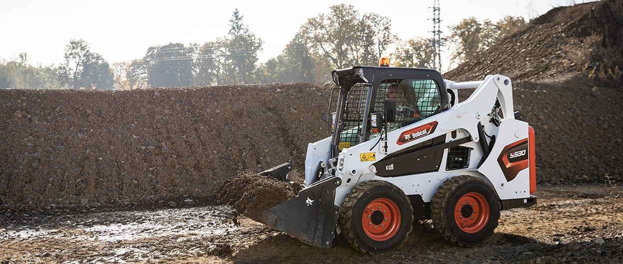 S530 Skid-Steer Loader