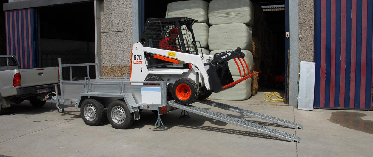 S70 Skid-Steer Loader