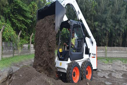S450 Skid-Steer Loader