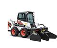 Bobcat S550 Skid-Steer Loader - Navigation image