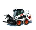 Bobcat S530 Skid-Steer Loader - Navigation image