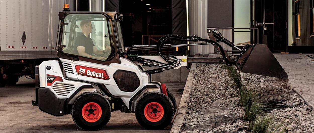 L28 Small Articulated Loaders