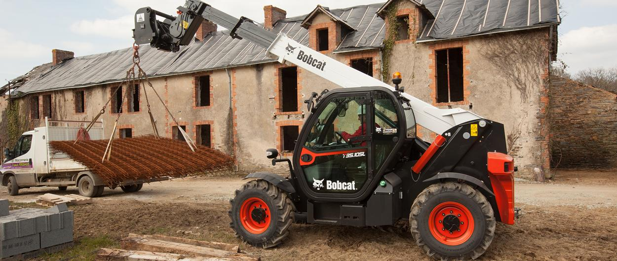 Bobcat Telescopic Loader