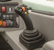 Multifunctional & Ergonomic Joystick