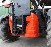 Driving & Towing Feature for Telescopic loaders