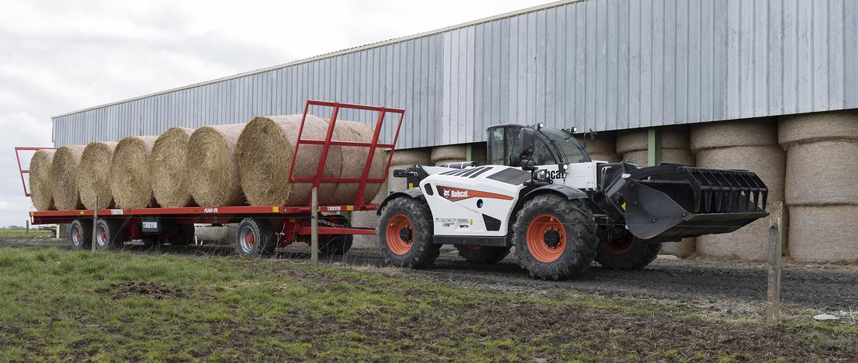 TL43-80HF AGRI Telescopic Loader Bobcat