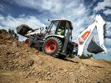 Introducing the B900 Backhoe Loader in India
