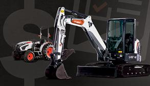 Bobcat Equipment Pricing Quote Promotional Image