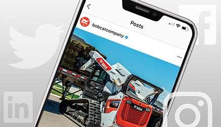 Bobcat Compact Loader Photo On Instagram