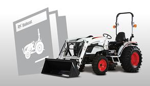 Bobcat CT2025 Compact Tractor Giveaway Promotion Image