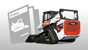 Bobcat Compact Track Loader Brochure Promotional Image