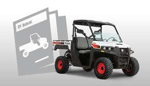 Bobcat Utility Vehicle Brochure Promotional Image