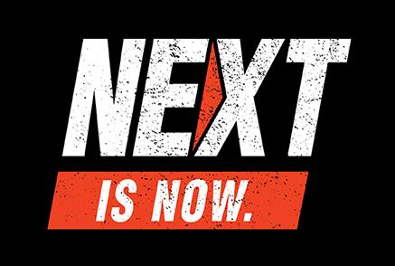 Next Is Now Innovation Campaign Image