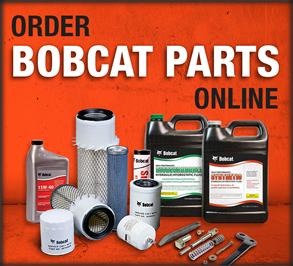 Bobcat Genuine Parts online store.