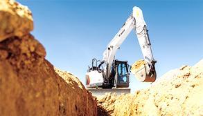Bobcat 14-Ton E145 Excavator