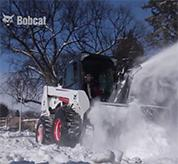 General introduction of snow removal application