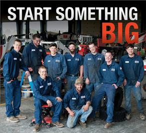 Bobcat service technicians can start rewarding long-term careers.