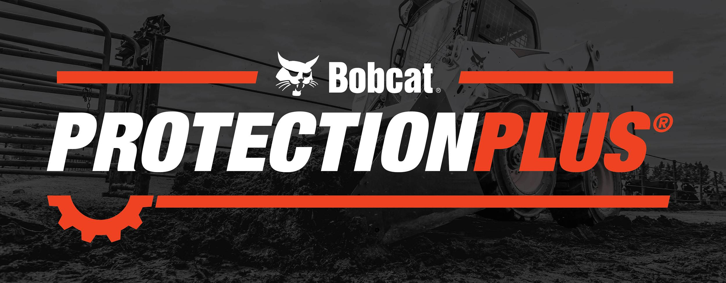 Bobcat Protection Plus Coverage Program Logo