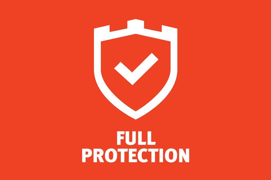 Protection Plus Full Protection Coverage Program Logo