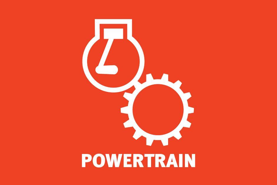 Protection Plus Powertrain Coverage Program Logo