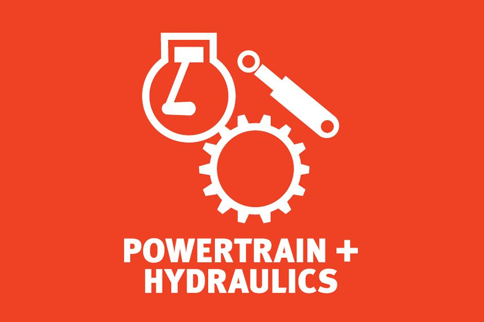 Protection Plus PowerTrain + Hydraulics Coverage Program Logo