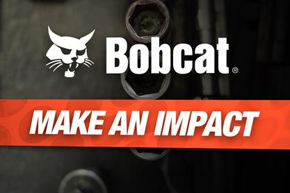 Bobcat service technicians use technology to impact customer satisfaction.