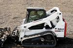 Video about how to check your Bobcat compact track loader tension.